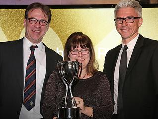 Young Sporting Success Award - Nick Pyle