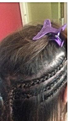 braided weaves