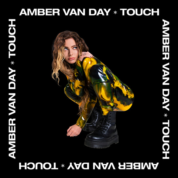 """Amber Van Day @ambervanday 's song """"Touch"""" 🌻🔥"""