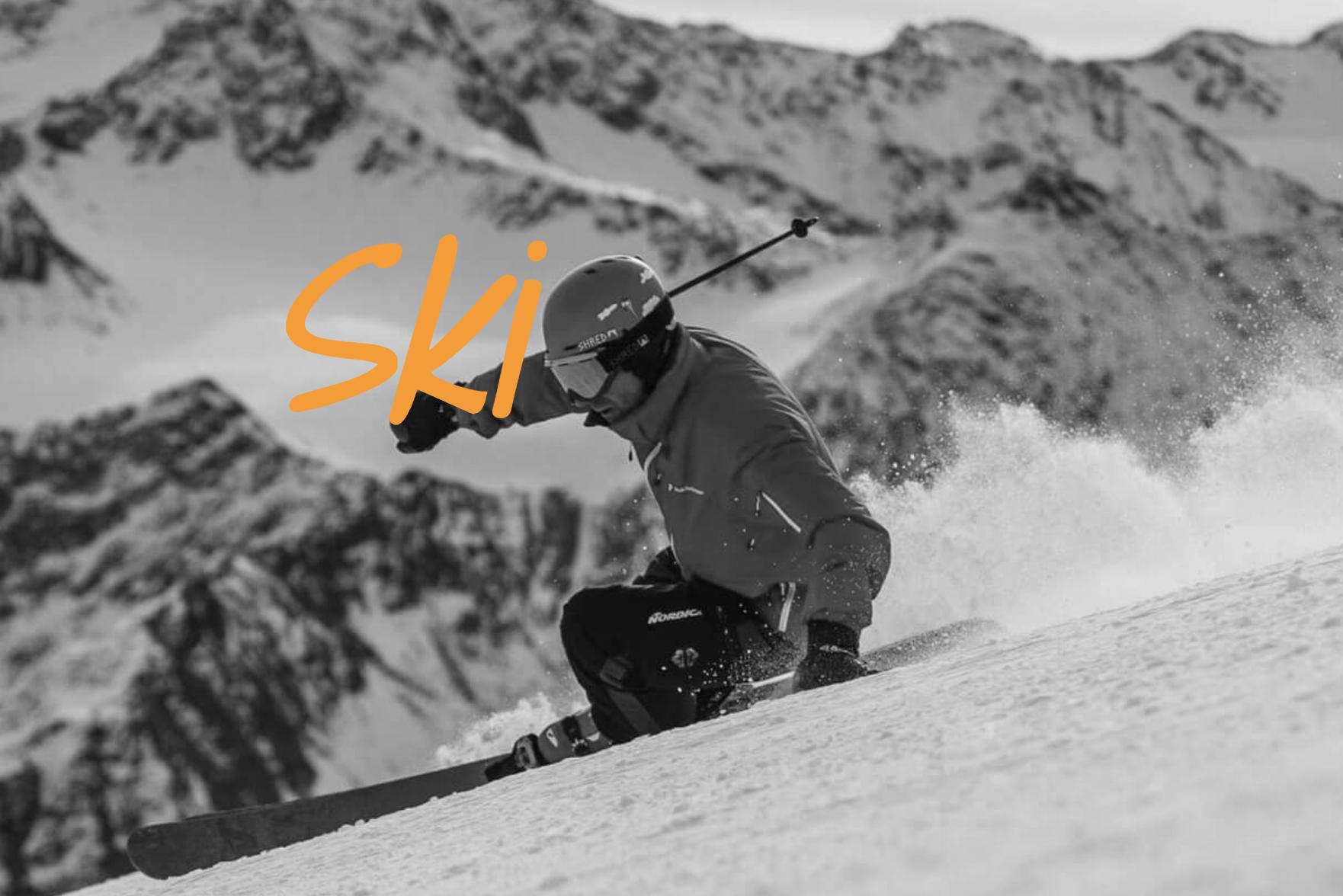 Skis Blizzard de chez ubac - 700$