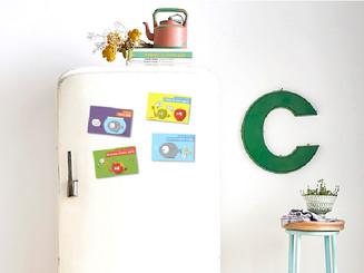 inbaros magnet print design decor