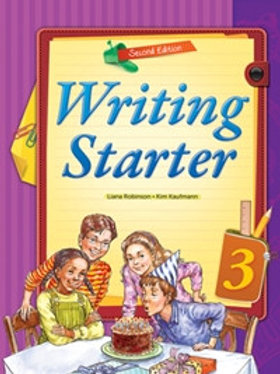 Writing Starter Second Edition 3 Student Book - BIGBOX Access Code