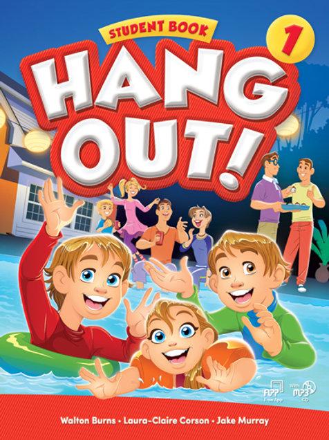Hang Out 1 Student Book - BIGBOX Access Code