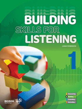 Building Skills for Listening 1 Student Book - BIGBOX Access Code