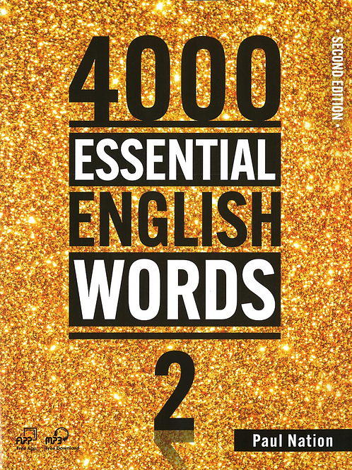 4000 Essential English Words Second Edition 2 Student Book - BIGBOX Access Code