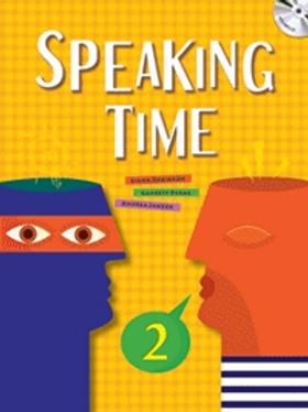 Speaking Time 2 Student Book - BIGBOX Access Code
