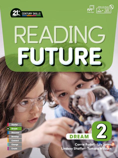 Reading Future Dream 2 Student Book with Workbook - BIGBOX Access Code