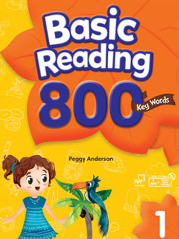 Basic Reading 800 Key Words 1 Student Book with Workbook - BIGBOX Access Code