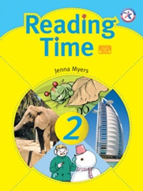 Reading Time 2 Student Book - BIGBOX Access Code