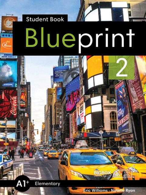 Blueprint 2 Student Book - BIGBOX Access Code