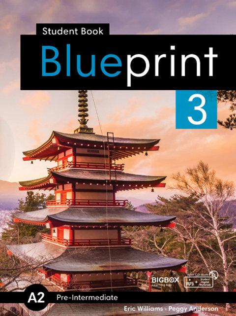 Blueprint 3 Student Book - BIGBOX Access Code