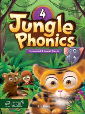 Jungle Phonics 4 Student Book - BIGBOX Access Code