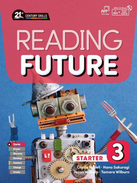 Reading Future Starter 3 Student Book with Workbook - BIGBOX Access Code