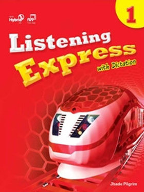 Listening Express 1 Student Book with Dictation Book - BIGBOX Access Code