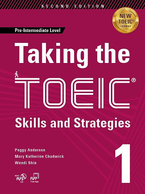 Taking the TOEIC Second Edition 1 - BIGBOX Access Code