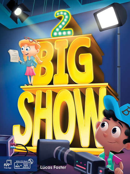 Big Show 2 Student Book - BIGBOX Access Code
