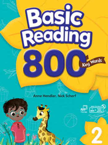 Basic Reading 800 Key Words 2 Student Book with Workbook - BIGBOX Access Code