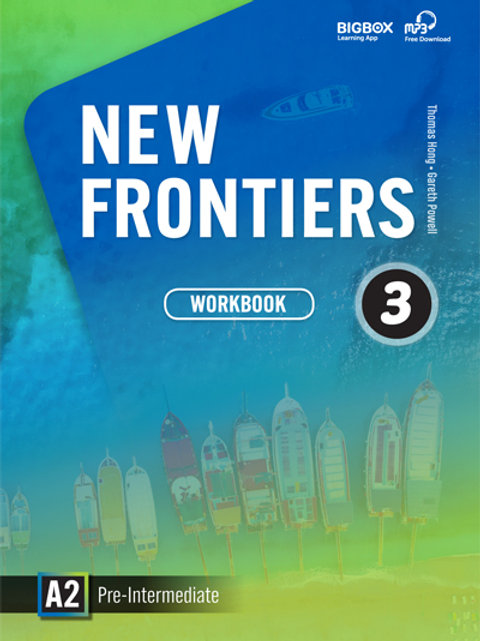 New Frontiers 3 Workbook- BIGBOX Access Code