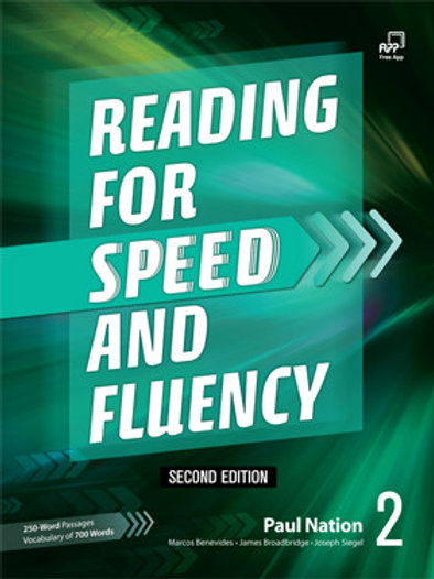 Reading for Speed and Fluency Second Edition 2 Student Book - BIGBOX Access Code