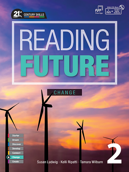 Reading Future Change 2 Student Book with Workbook - BIGBOX Access Code