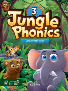 Jungle Phonics 3 Student Book - BIGBOX Access Code