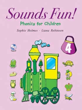 Sounds Fun! 4 Student Book - BIGBOX Access Code