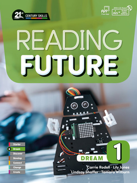 Reading Future Dream 1 Student Book with Workbook - BIGBOX Access Code