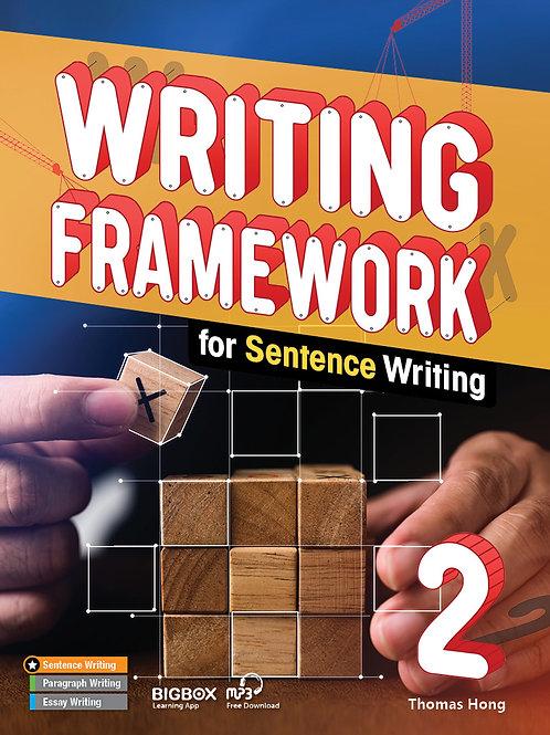 Writing Framework Sentence Writing 2 Student Book - BIGBOX Access Code