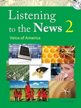Listening to the News 2 Student Book - BIGBOX Access Code