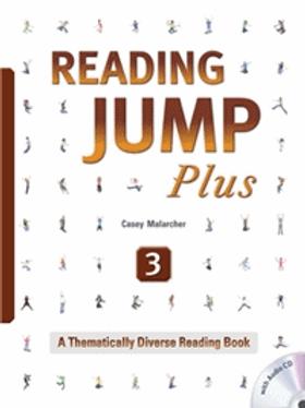 Reading Jump Plus 3 Student Book - BIGBOX Access Code