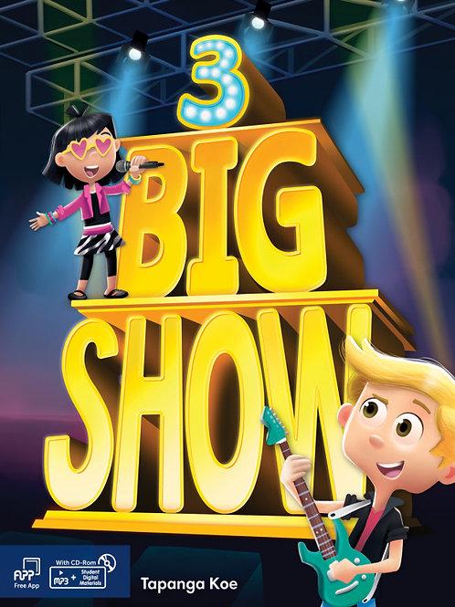 Big Show 3 Student Book - BIGBOX Access Code