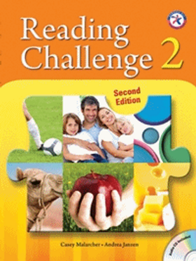 Reading Challenge Second Edition 2 Student Book - BIGBOX Access Code