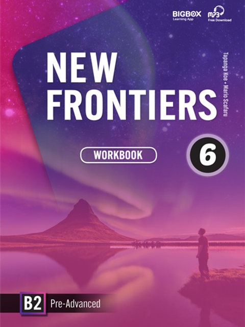 New Frontiers 6 Workbook- BIGBOX Access Code