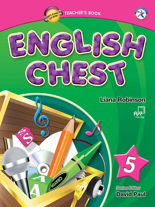 English Chest 5 Teacher's Guide - BIGBOX Access Code