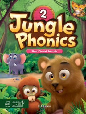 Jungle Phonics 2 Student Book - BIGBOX Access Code