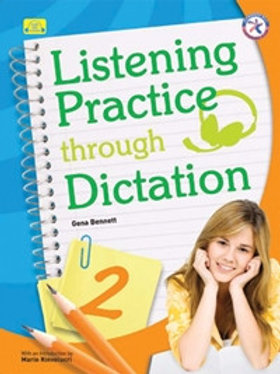 Listening Practice through Dictation 2 Student Book - BIGBOX Access Code