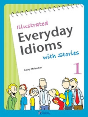 Illustrated Everyday Idioms with Stories 1 Student Book - BIGBOX Access Code