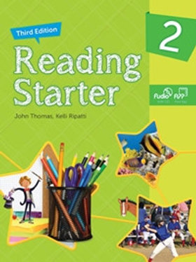 Reading Starter Third Edition 2 Student Book with Workbook - BIGBOX Access Code