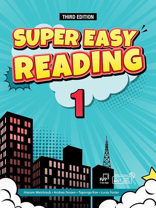 Super Easy Reading Third Edition 1 Student Book - BIGBOX Access Code