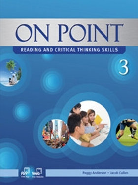 On Point Reading and Critical Thinking Skills 3 Student Book - BIGBOX Access Cod