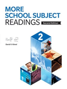 More School Subject Readings 2/e 2 Student Book with WB - BIGBOX Access Code