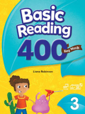 Basic Reading 400 Key Words 3 Student Book with Workbook - BIGBOX Access Code