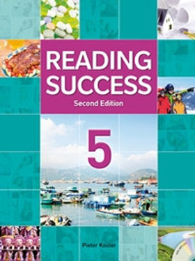 Reading Success Second Edition 5 Student Book - BIGBOX Access Code