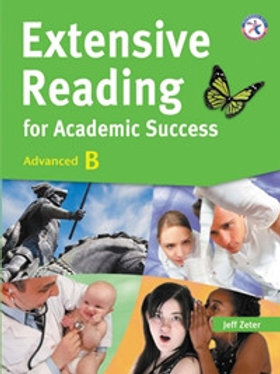 Extensive Reading for Academic Success Advanced B SB - BIGBOX Access Code