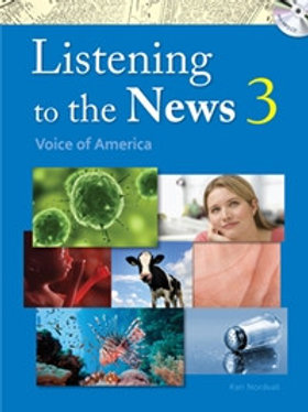 Listening to the News 3 Student Book - BIGBOX Access Code