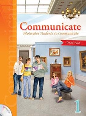 Communicate 1 Student Book - BIGBOX Access Code
