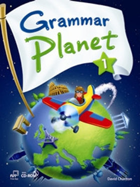 Grammar Planet 1 Student Book with Workbook - BIGBOX Access Code