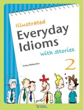 Illustrated Everyday Idioms with Stories 2 Student Book - BIGBOX Access Code