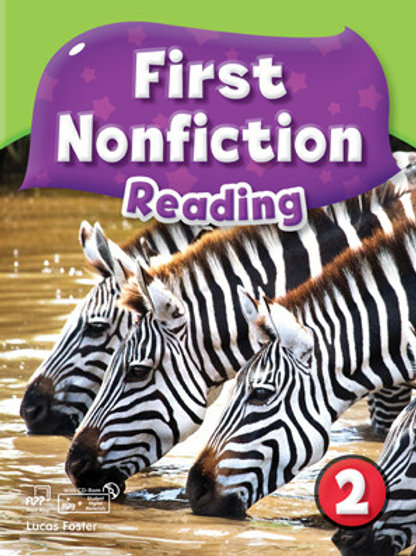 First Nonfiction Reading 2 Student Book with Workbook - BIGBOX Access Code