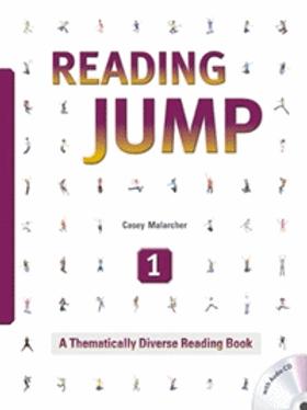 Reading Jump 1 Student Book with Workbook - BIGBOX Access Code